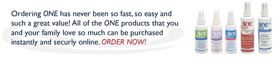One Wound Care Product Ordering